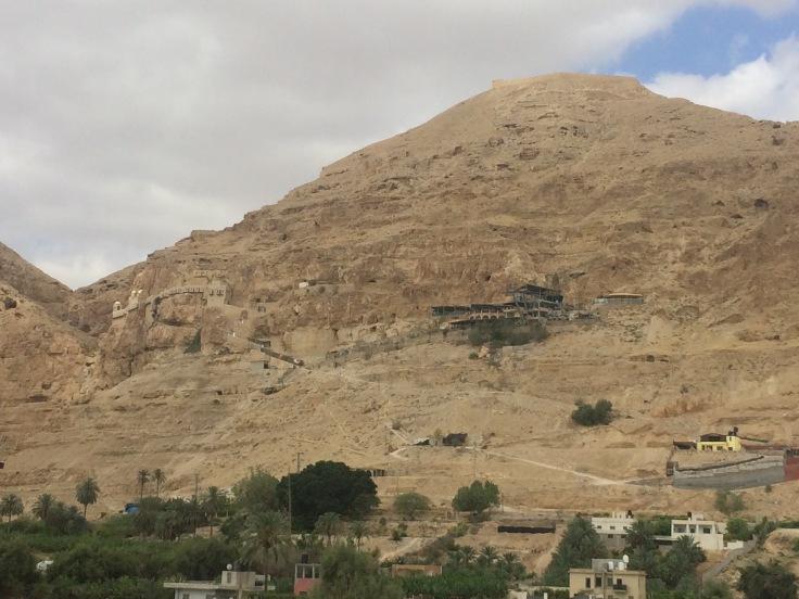 Jericho Temptation Mount