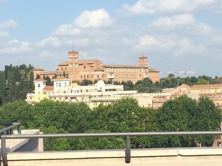 Rome SantAnselmo