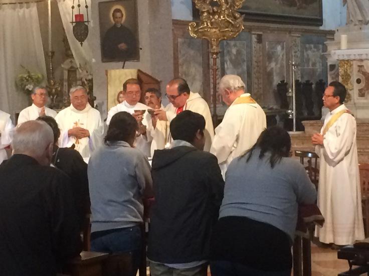 Venice Mass